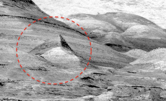 Pyramid on Mars 2