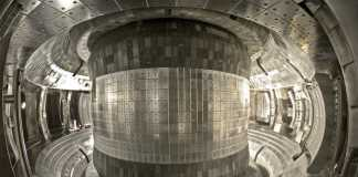 Inside China EAST Reactor