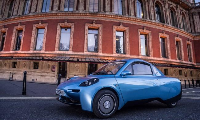 Riversimple Rasa Hydrogen Car