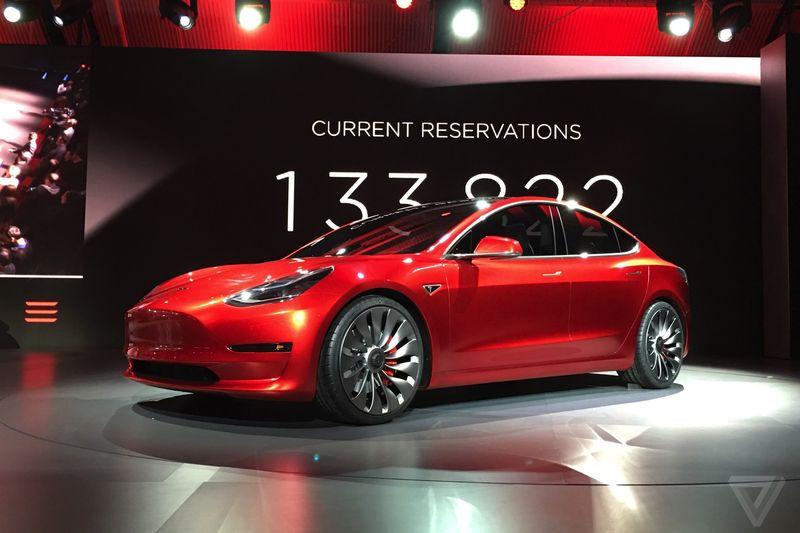 Tesla Unveils its Low Price Sedan, The Model 3 - Techie News
