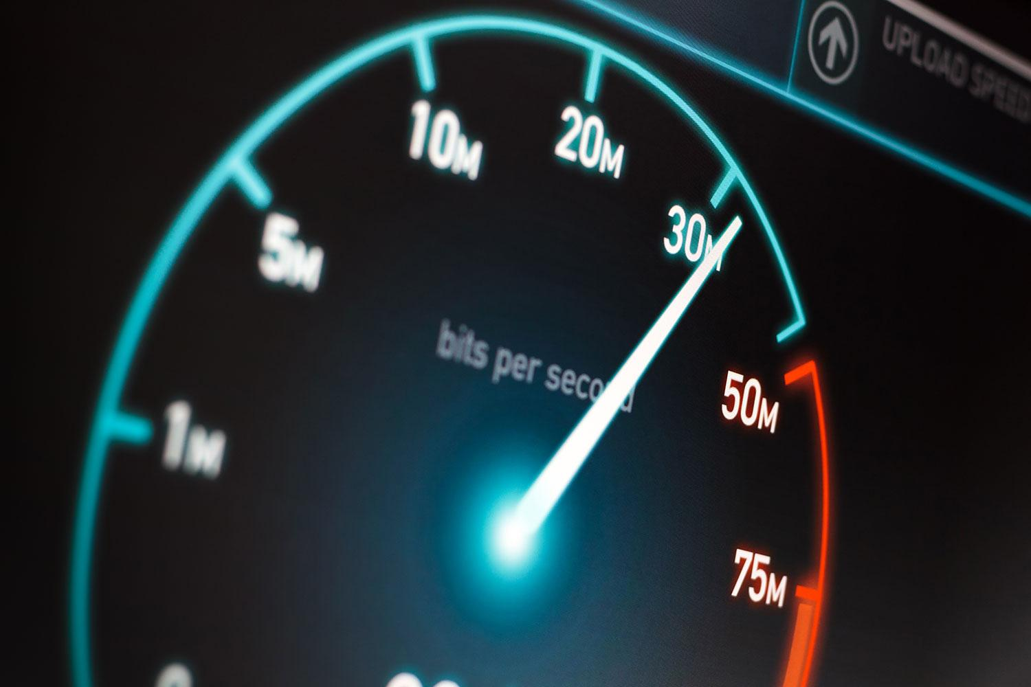 The UK government might be claiming that more than 90 per cent of the UK population is able to access superfast broadband speeds, but the truth is, most of the users cannot even access speed over 24 Mbps.