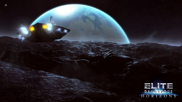 Frontier Developments have announced that they will be launching Elite Dangerous: Horizons on Xbox One in the second quarter of the year