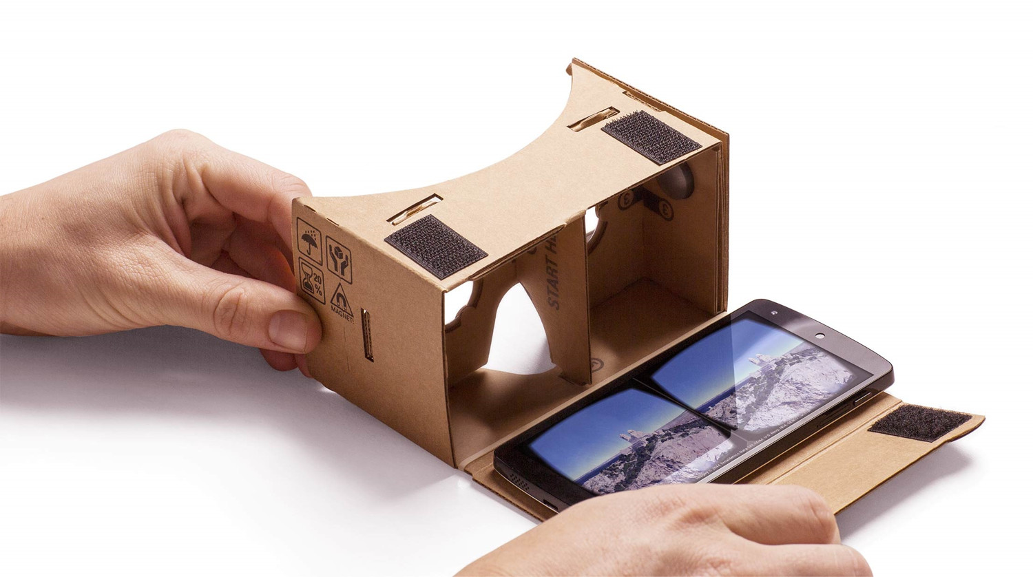 After full two years of its official launched, the Google Cardboard VR headset has finally been made available in the UK.