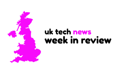 uk tech news - week in review